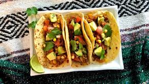 Easy Vegan Tacos (Meatless, Cauliflower Tacos)