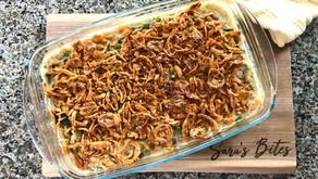 Green Bean Casserole - Best Thanksgiving Side Dish!