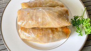 How to Make Stuffed Sour Cabbage Rolls (Sarmale, Golubtsi, Gołąbki) - Recept za Sarmu