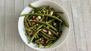 Mom's Famous Garlic Green Beans Recipe – Easy Side Dish