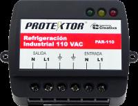 Protector Refrigeración Industrial Regleta 110v. PAR-110