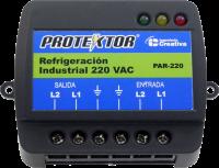 Protector Refrigeración Industrial Regleta 220v. PAR-220