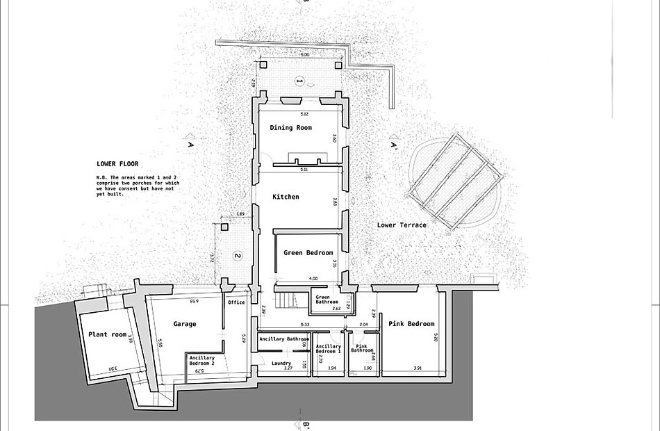 Tuscan Villa Floor Plans: Luxury Holiday Let Villas
