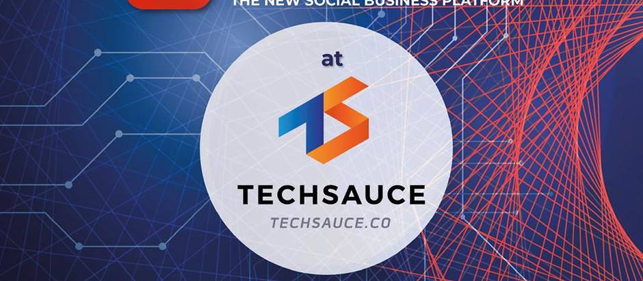 พบกับ MatchLink ที่งาน Techsauce