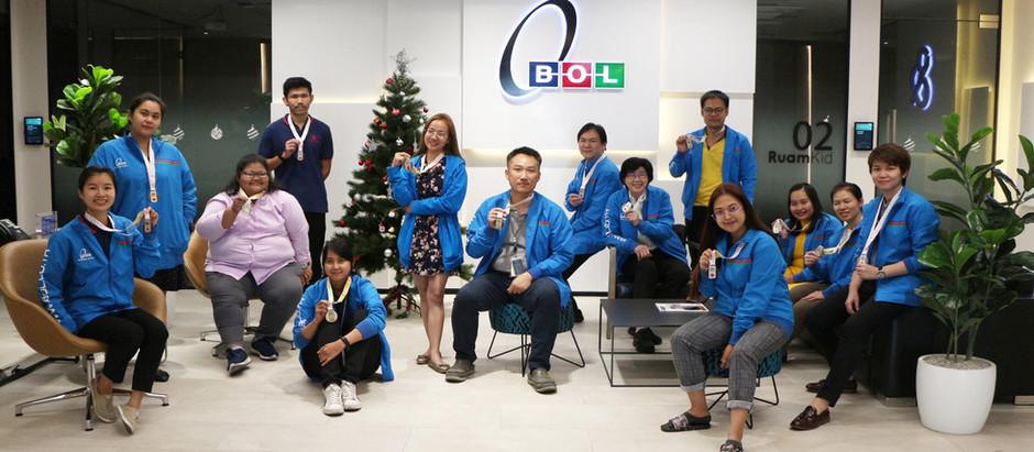 บีโอแอลร่วมวิ่งเพื่อการกุศล maiA Virtual Run 2019