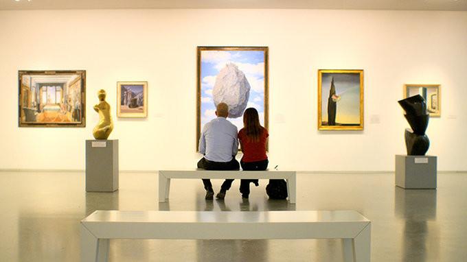 המוזיאון - סיפורים של עובדים ומבקרים