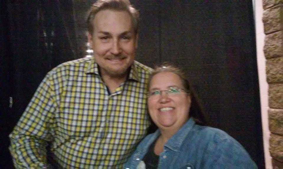 Michael English & Amy