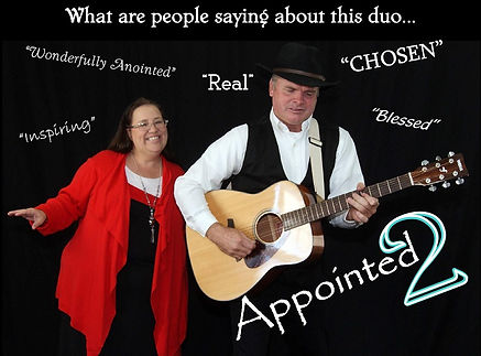 What people say about Appointed2
