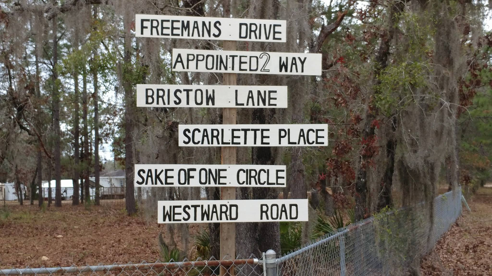 Artist Road Signs