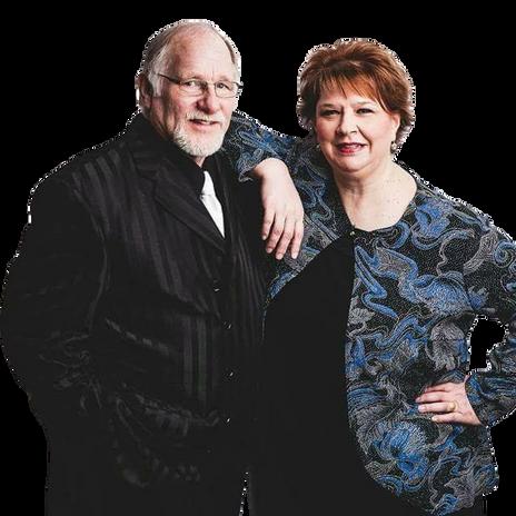 Carey and Sarah Collins
