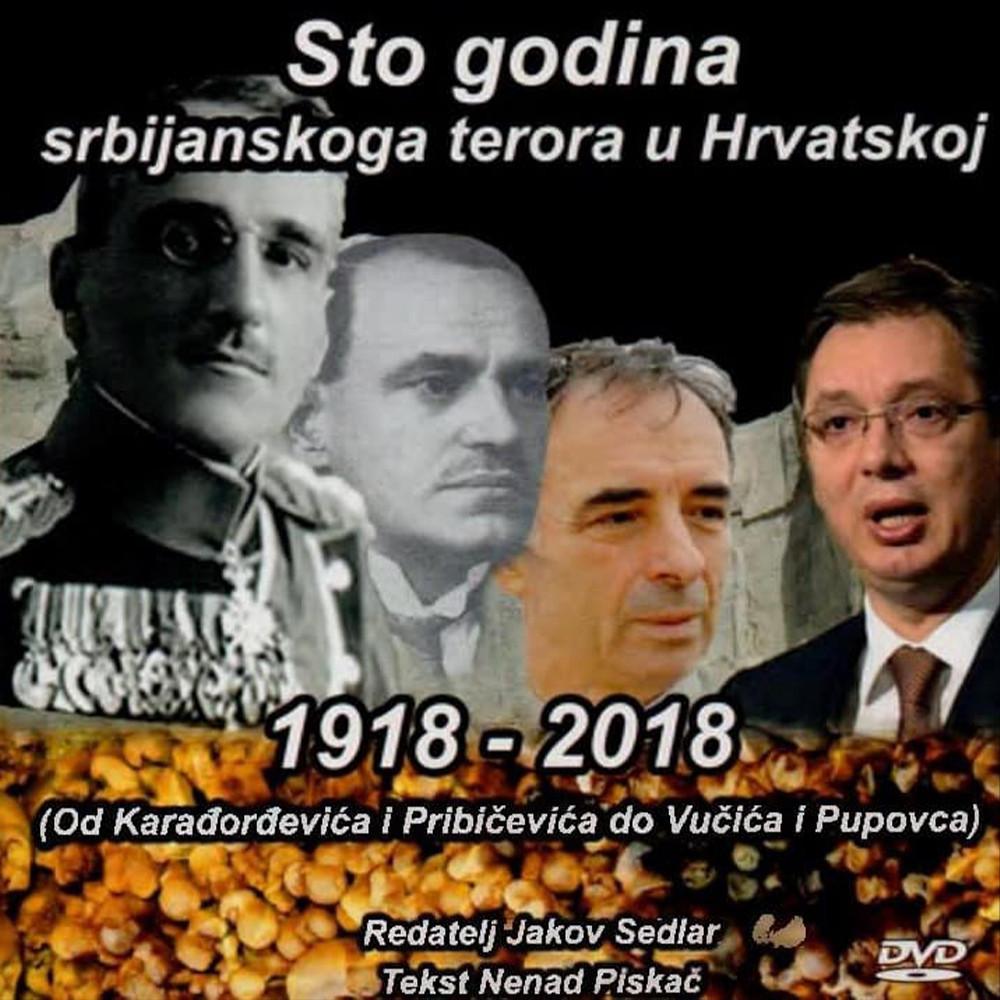 Sto godina srbijanskog terora u Hrvatskoj