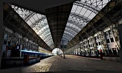 Kiev train station, Moscow