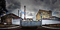 factory - Kiev, Ukraine