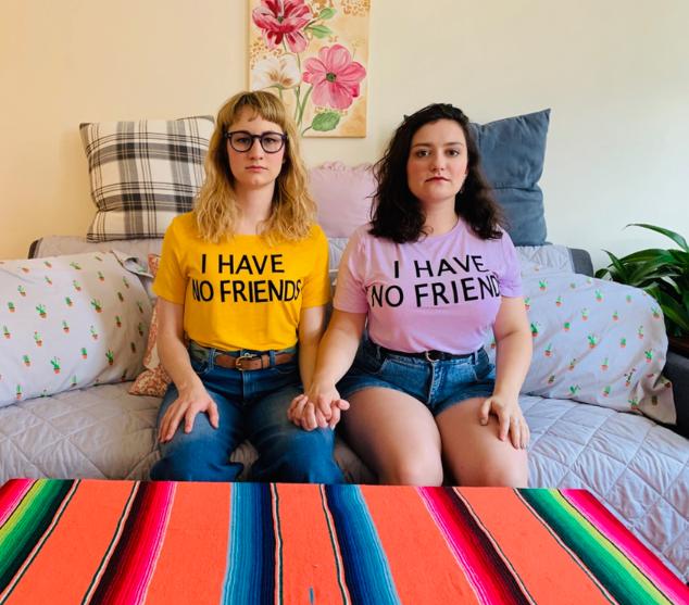 Too Far? Episode: No Friends