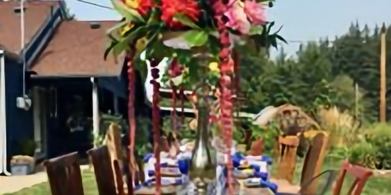 F3 Workshop Series - Casual Dinner Parties Centerpieces/Table-scapes