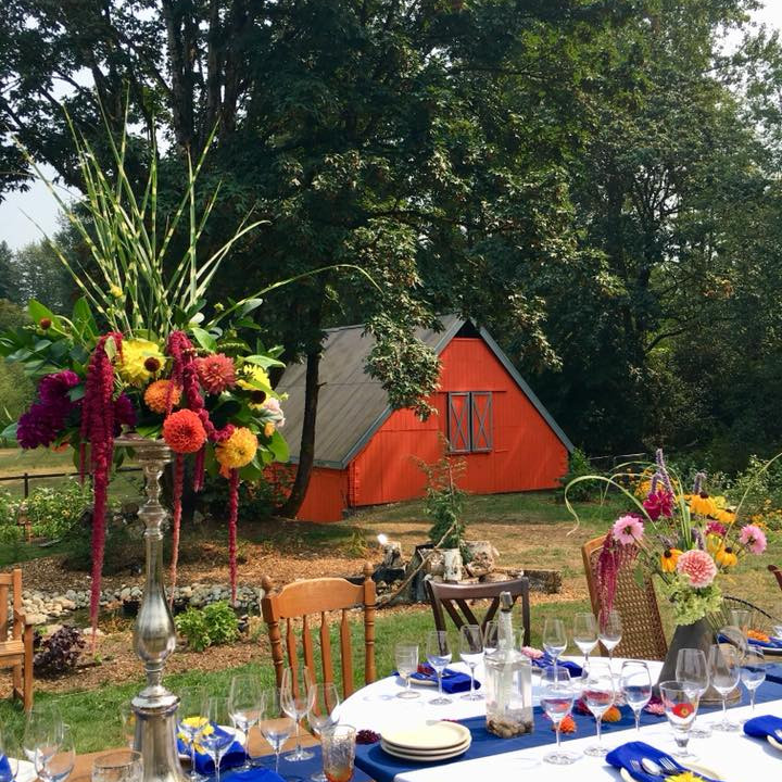 Midsummer Night Farm to Table Dinner with Amy Hatcher