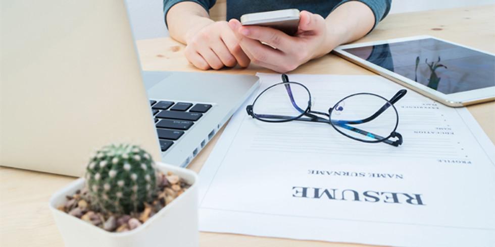 Does Your Resume Represent you?                                           هل سيرتك الذاتيه تمثلك؟