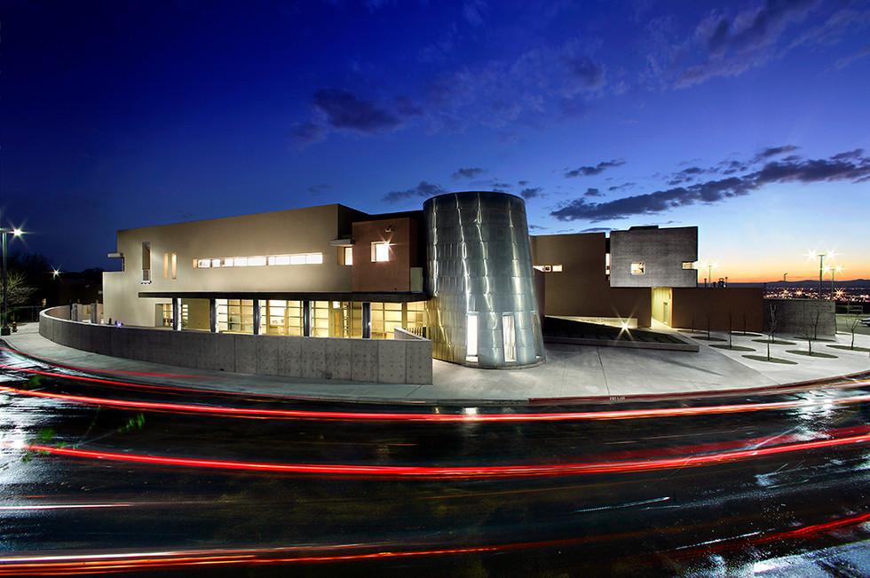 Pete Domenici Building