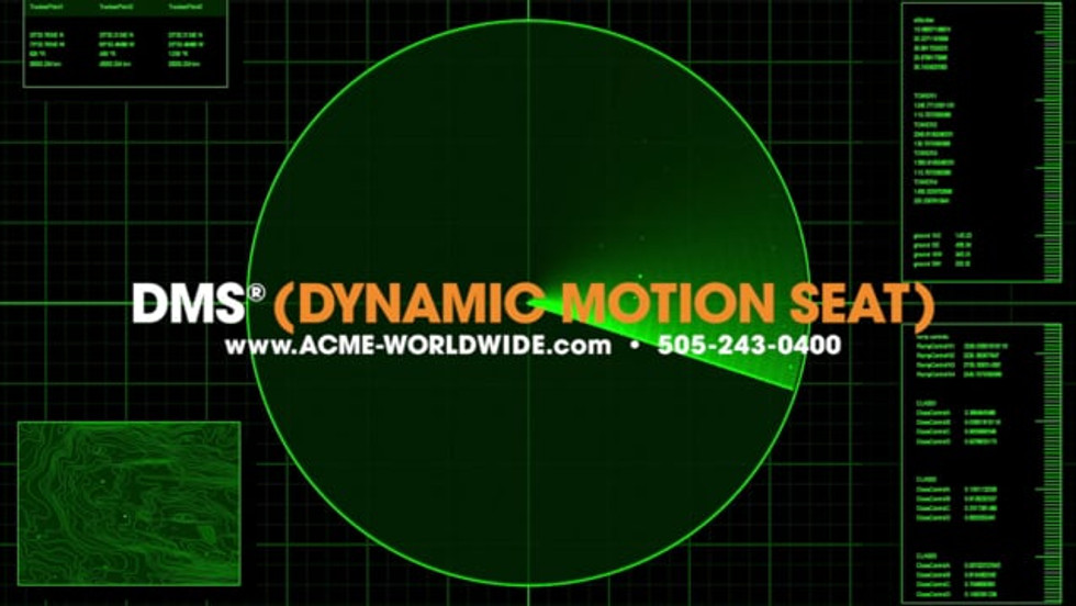 ACME - Dynamic Motion Seats