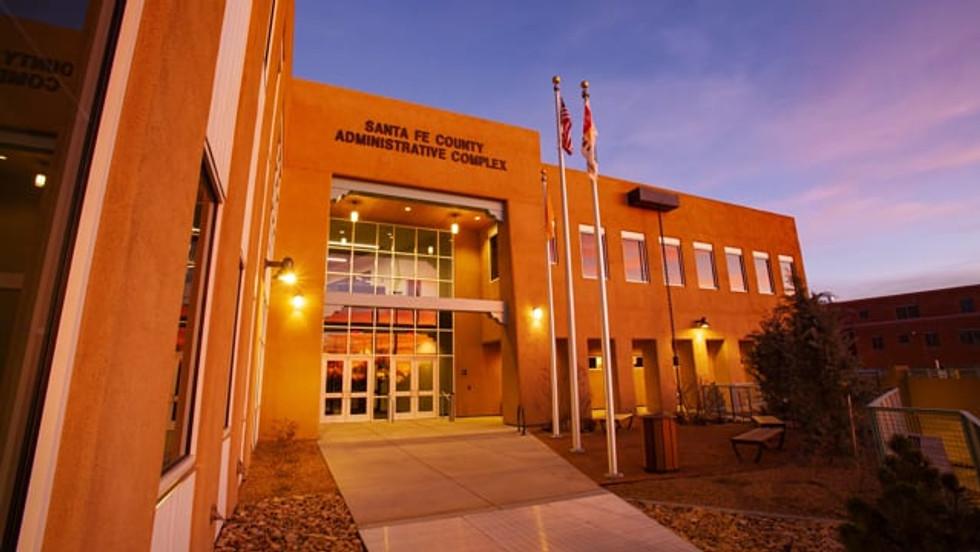 Santa Fe Admin Building