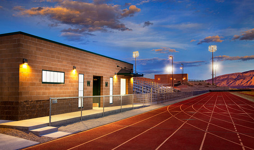 RRHS Track Concession Stand