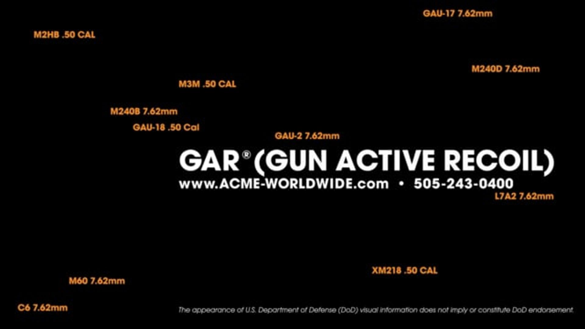 ACME - Gun Active Recoil