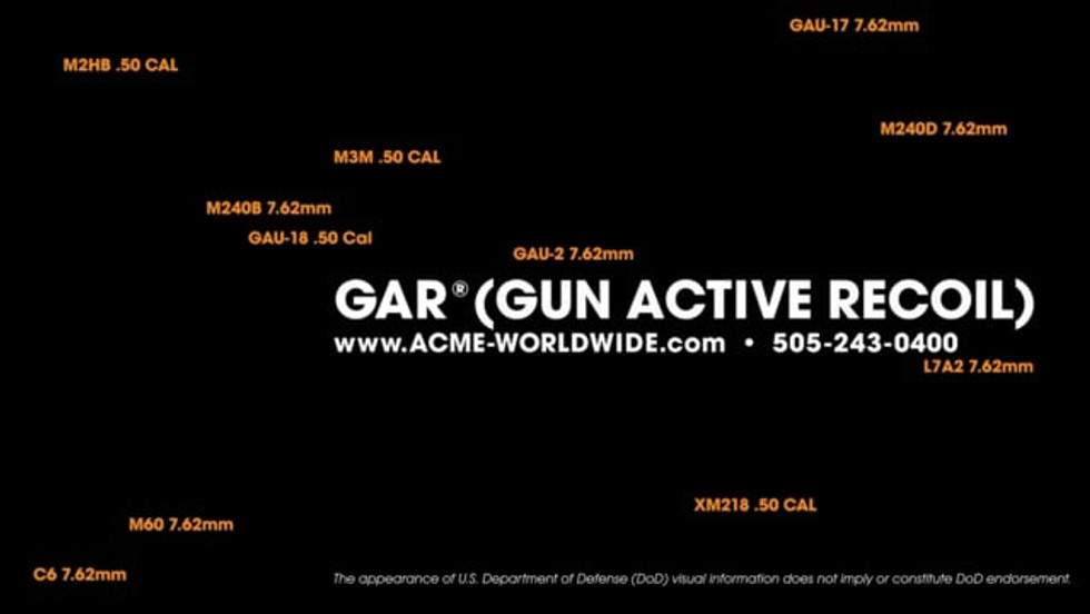 ACME - Gun Active Recoil