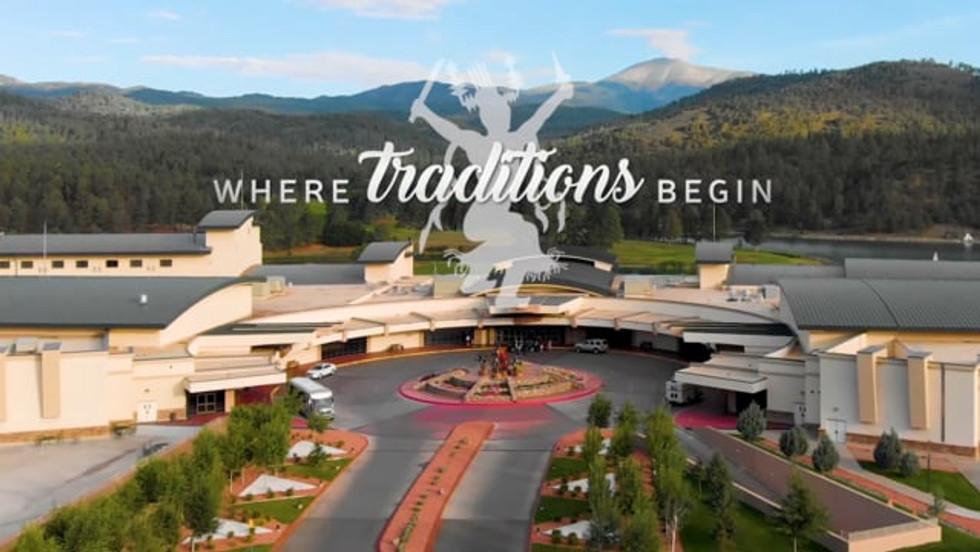 Inn of The Mountain Gods Commercial