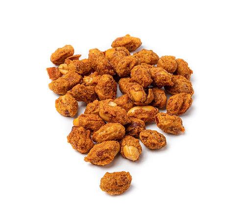 BBQ raviola coated peanuts (100 g)