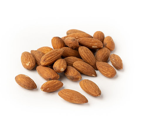 Almonds, Roasted & Salted (100g)