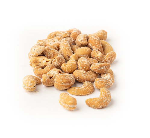 Cashew nuts, Roasted with Sour cream & Onion Seasoning (100g)