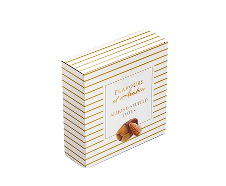 Almond Stuffed Dates   200 gm