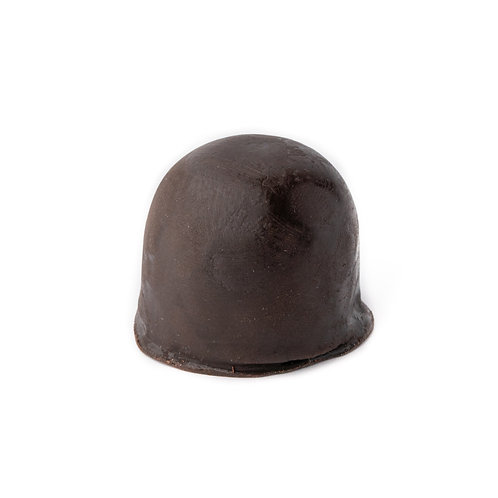 Floss halva covered with chocolate (1pc)