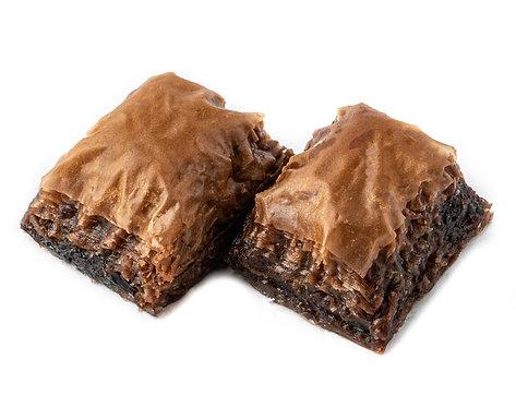 Chocolate Baklava, 2 slices (100 g)