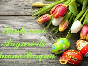 Auguri di buona Pasqua da Ottica Dieci&Lode
