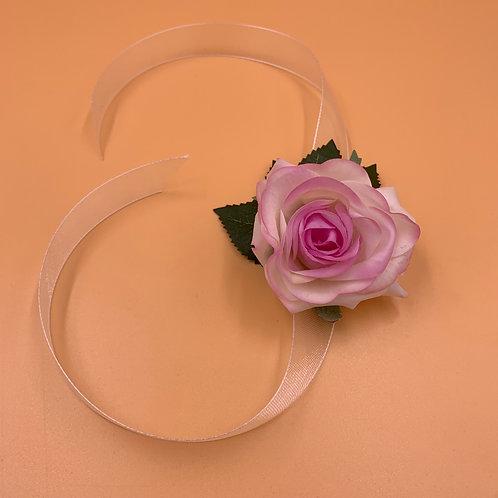 Wrist Corsage - Pink