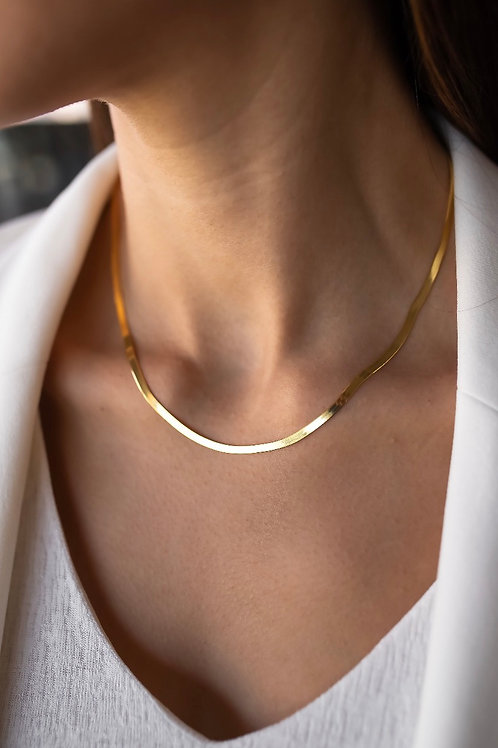 Necklace - Herringbone Chain