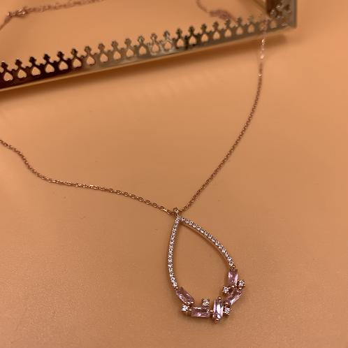 Necklace - Tear Drop