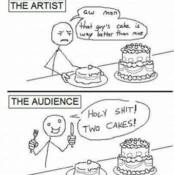 The Cartoon that Changed how I Saw my Writing