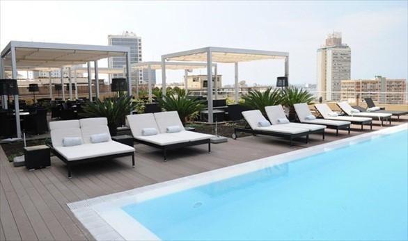 Hotel in Luanda - Angola using WPC