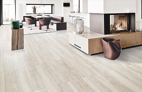 Comfort, durability, sustainability flooring