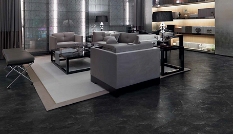 Home interior decoration vinyl and cork flooring