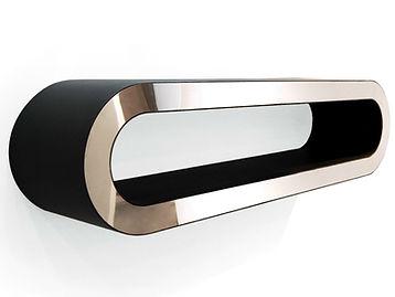 Designer radiator wall mounted