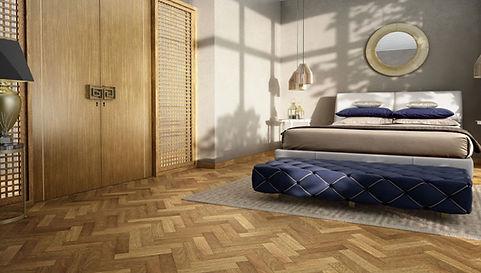 Sucupira flooring