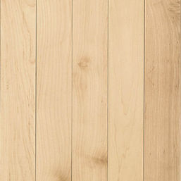 Most popular hardwood - Hard Maple flooring a rich combination of color tones