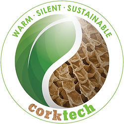 Warm | Silent | Sustainable - corktech