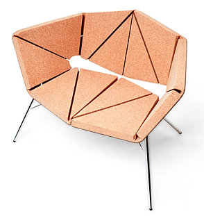 Cork Chair Vinco