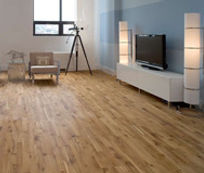 engineered wood flooring combinated with cork