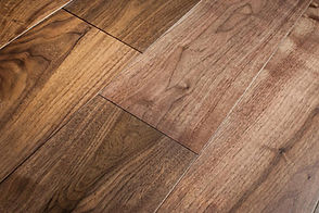American walnut wood with moderate hardness for flooring