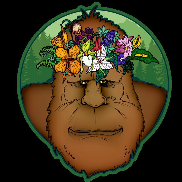 Bigfoot Portrait